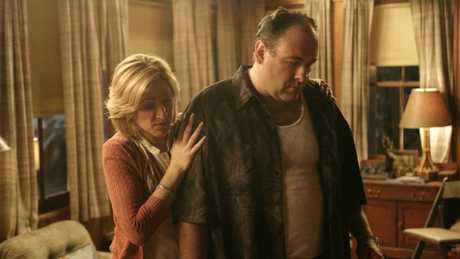 Maybe we were all so into The Sopranos because we weren't staring at our phones half the time.