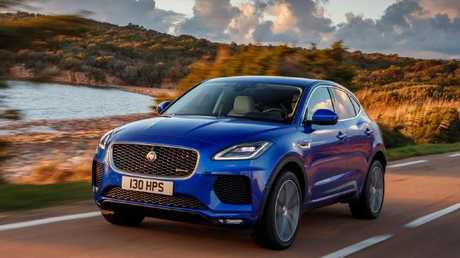 The new E-Pace starts from less than $50,000. Pic: Supplied.