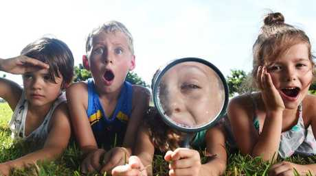 A treasure hunt is a sneaky way to help your child practise problem-solving skills.