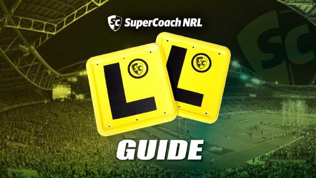 NRL SuperCoach L-Plate guide 2018