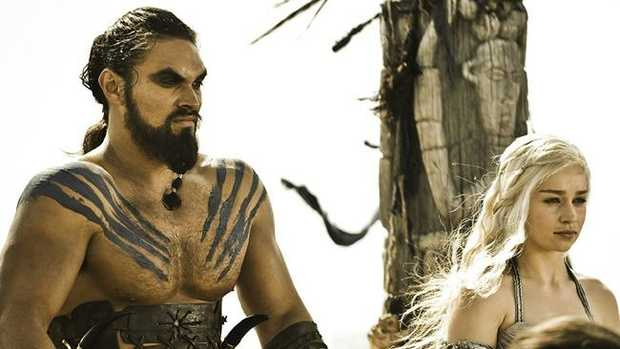 Game of Thrones star Jason Momoa says he struggled to get work after leaving the show.