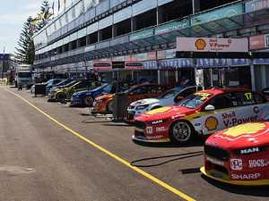Supercars' massive pit lane shake-up for 2018