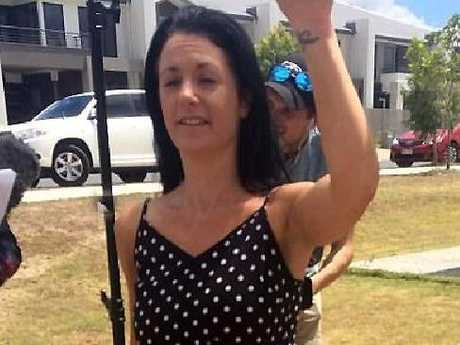 Queensland mother Bobbie Langdon has defending herself against critics after her daughter was left on a school bus. Picture: Channel 9 A Queensland mother whose five-year-old daughter was left on a school bus has addressed the media. Video: 7 News Queensland