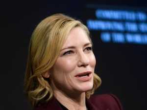 Cate Blanchett: 'Weinstein harassed me too'