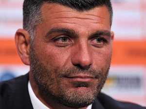 Roar to stick with Aloisi — for now