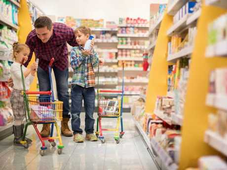 A shopping challenge is a great way for children to see how maths works in the real world.