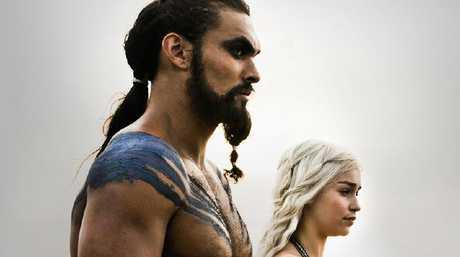 Khal Drogo's death was heartbreaking.