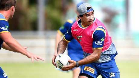 Johnathan Thurston is a SuperCoach great.