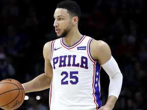 Simmons snubbed as All-Star picks drop