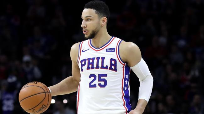 Ben Simmons will have to settle for the Rising Stars challenge.