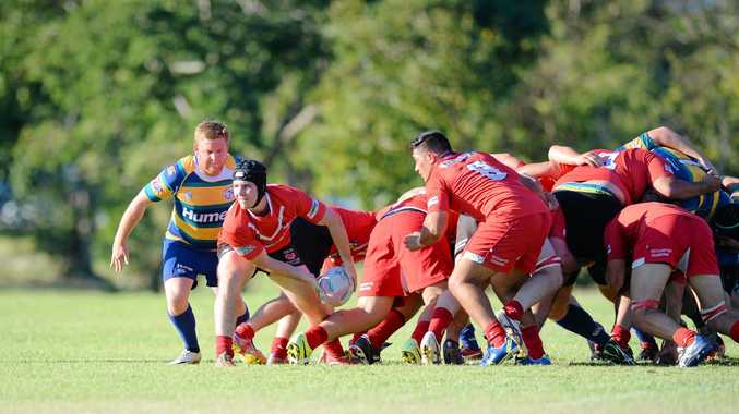 BACK IN ACTION: They did not play in the top grade last year but Colts will be one of seven teams contesting Rugby Capricornia's A-grade competition this year.