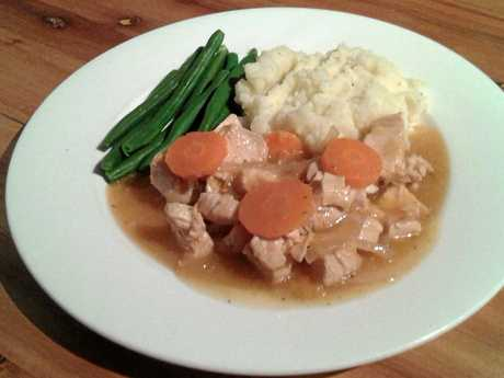 Apricot Chicken is a classic from the 70's and tastes fantastic and very simple to make.