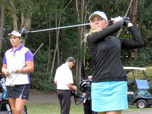 Sunshine Coast golfers kept busy on the fairways