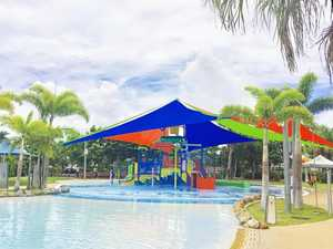 Burn no more: Shade sails back at Bluewater Lagoon