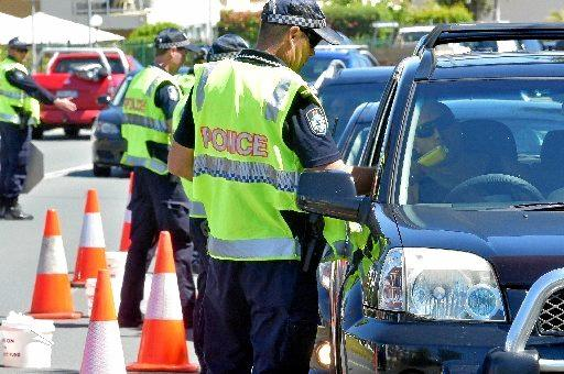 Christopher John Smallwood has been fined in Mackay Magistrates Court for drink-driving.
