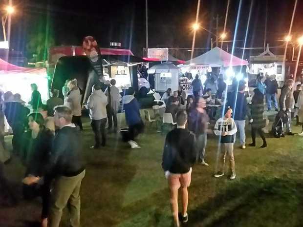 Graham Food Truck Festival