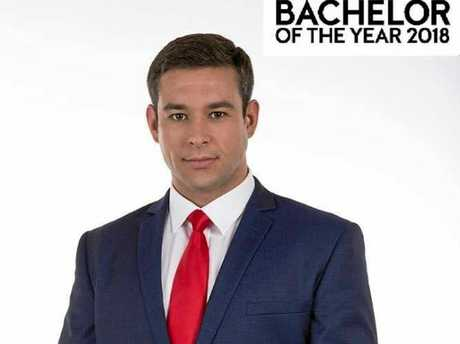 Lincoln Humphries from Towooomba has been nominated for Cosmo's Bachelor of the Year.