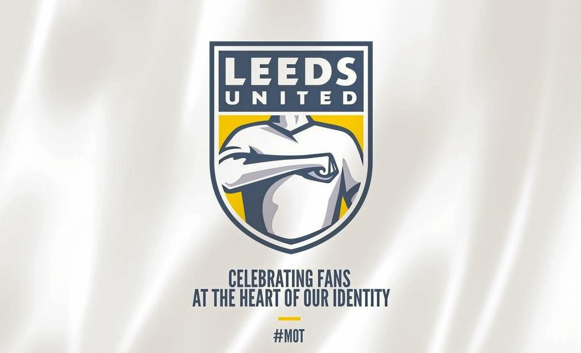 The new Leeds United badge