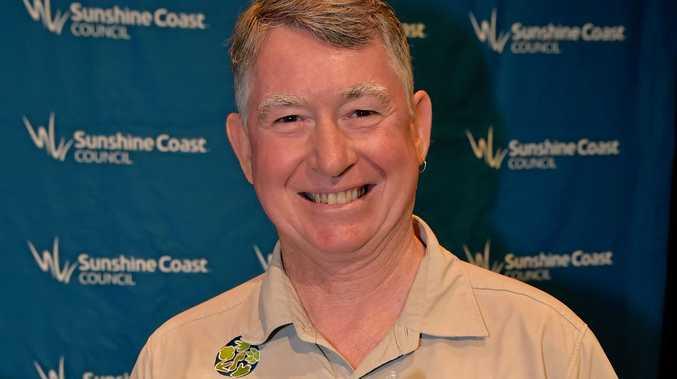 GOOD FIGHT: Bill Ferguson from Australia Zoo.