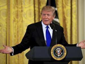 Trump wants Mueller interview