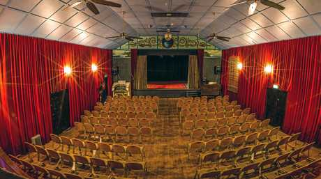 DREAM: The Majestic Theatre, Pomona, is a popular, small-scale theatre. There are plans in motion to bring a performing arts space to Maroochydore's Ocean Street precinct.