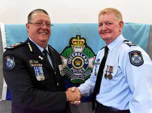 Sergeant on Coldwell case recognised