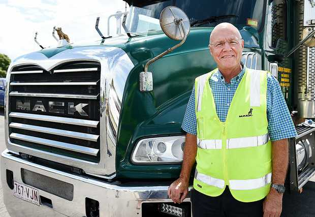 Fraser Coast Citizen of the Year - Graham Richers.