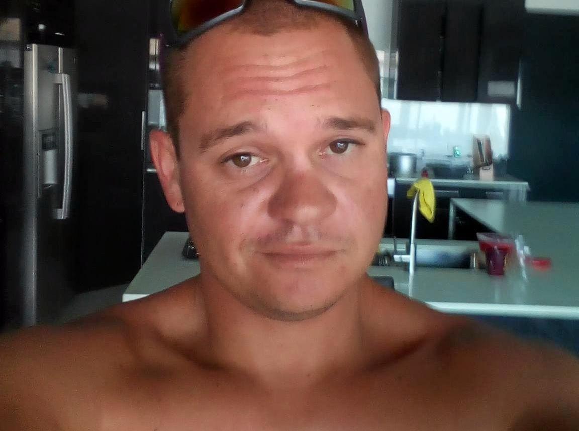 Luke Alexander Pfeffer, 32, has been jailed after ramming a man's car in September 2016.