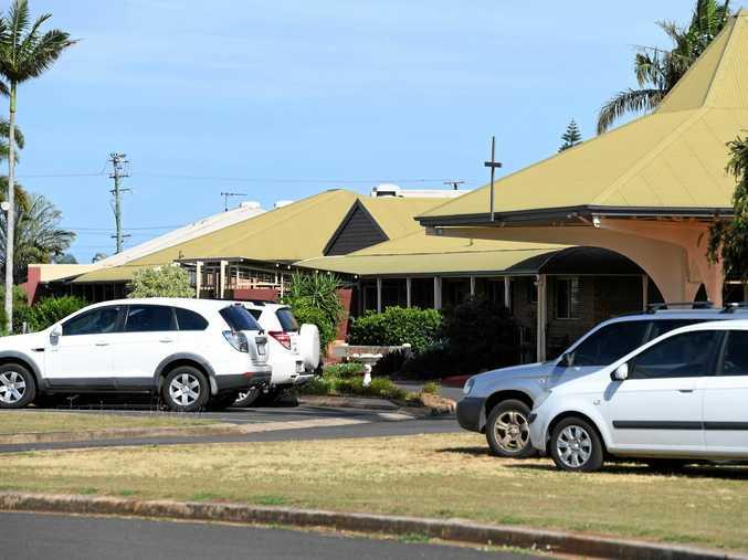 Pioneer Lodge Bundaberg.