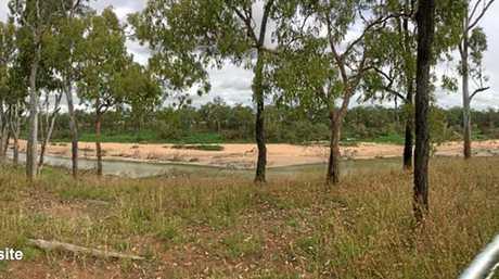 Rookwood Weir Site