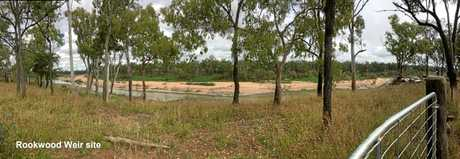 Rookwood Weir Site