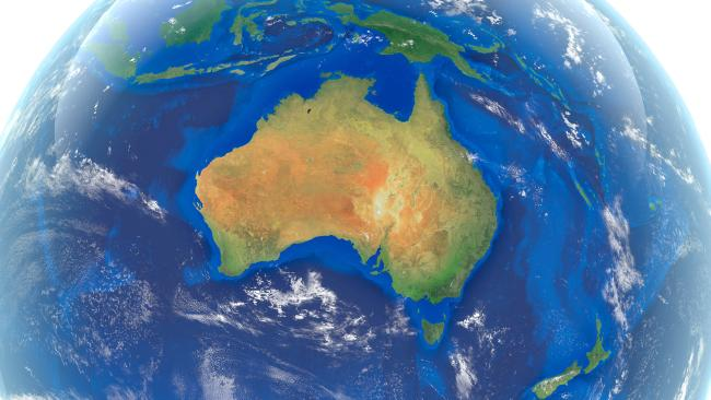 New research may change the way we think about Australia.