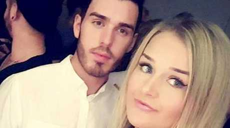 The court heard Molly and Stimpson started dating in November 2016 after meeting through Tinder but split months later. Picture: Facebook
