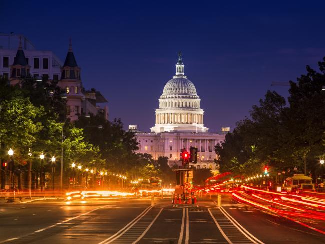 Washington DC is Cathay Pacific's latest destination.