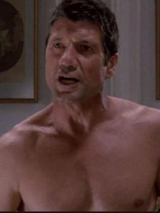 Fred Ward played John Anglin in Escape from Alcatraz. Picture: Supplied