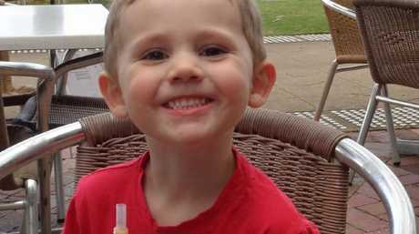 William Tyrrell. Picture: AAP Image/NSW Police