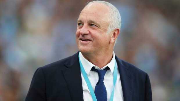 Bert van Marwijk named Australia coach