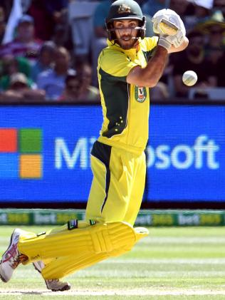 Glenn Maxwell's career strike rate is 130, the best of any player in the history of ODI cricket.
