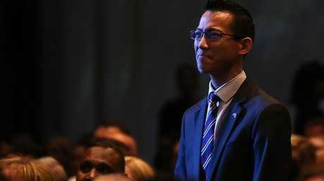 Australia's Local Hero for 2018 is  Sydney maths teacher Eddie Woo. Picture Kym Smith