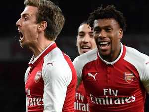 Delirium as Arsenal book place in League Cup final