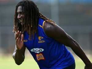 Nic Nat 'on track', primed for Swans