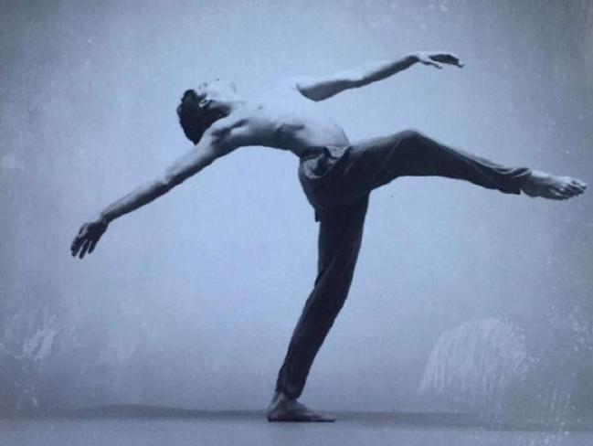 Simon Shelton Barnes was a trained dancer. Picture: Facebook