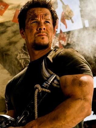 Mark Wahlberg in Transformers: Age of Extinction. Picture: Supplied