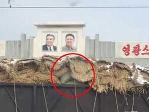 Teen's secret North Korea video