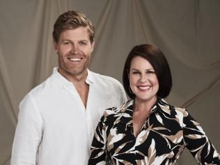 Julia Morris and Dr Chris Brown for I'm a Celebrity, Get Me Out of Here!