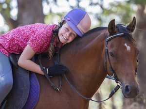 Saddle up: girl wanted to play Michelle Payne in bio movie