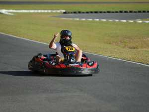 Big Kart Track welcomes new machines