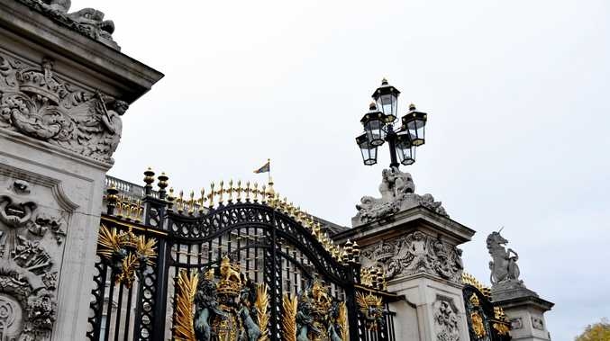 ROYAL DETOUR: No trip to London is complete without a glimpse of Buckingham Palace.