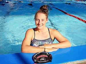 Kayla hopes to make splash at Australian open water champs