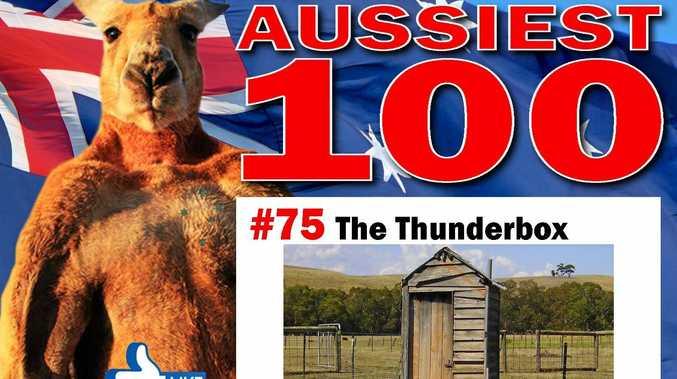 Aussiest 100 counts down Aussieness